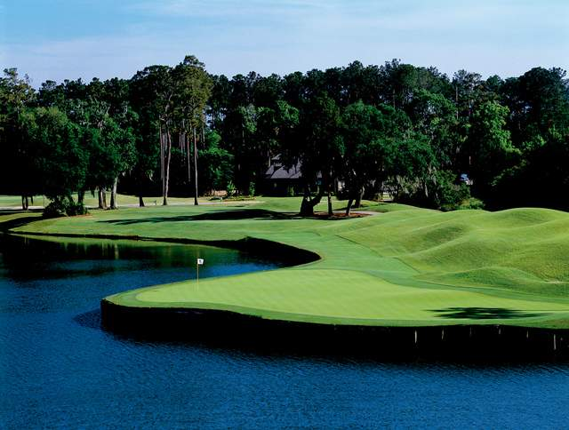 The Valley Course at TPC Sawgrass