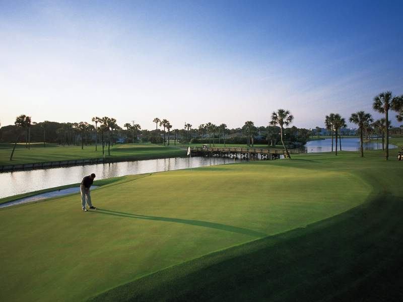 Ponte Vedra Inn & Club -- The Ocean Course