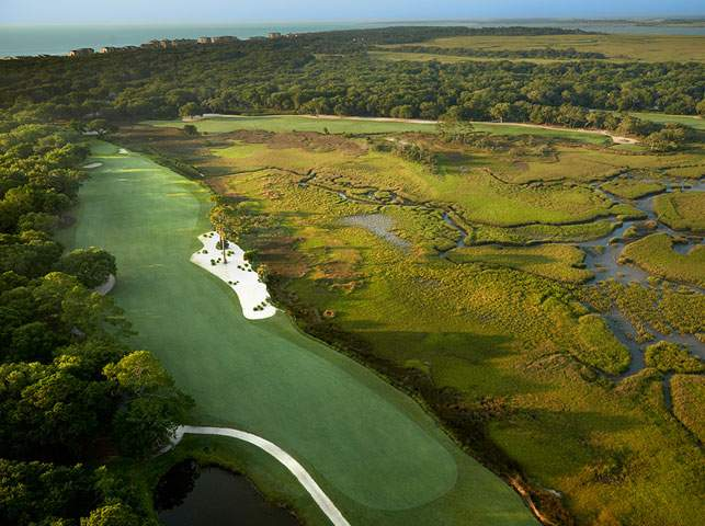 Oak Marsh Holes 9 & 18