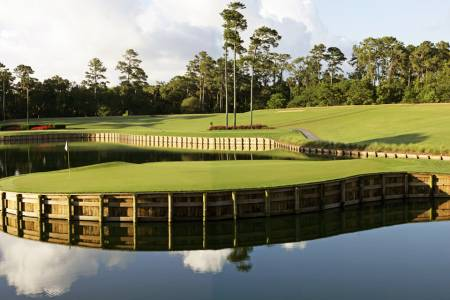 TPC Sawgrass's Stadium Course