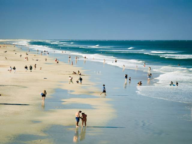 While enjoying your stay, visit one of the many beaches in St. Augustine and Ponte Vedra.