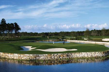 Foster's Fairway: Conservatory Course at Hammock Beach