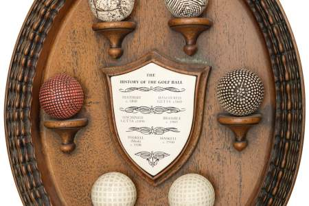 A History of the Golf Ball