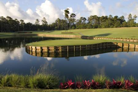 Hole 17 at tpc sawgrass - preferred image (22)