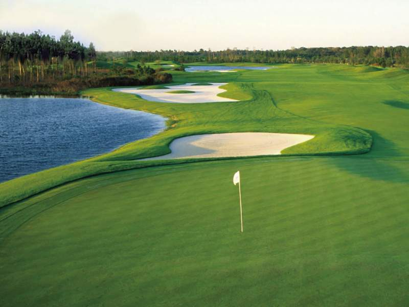 LPGA International - Jones Course